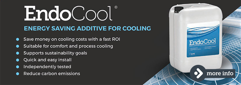 EndoCool - Energy Saving Additive For Cooling