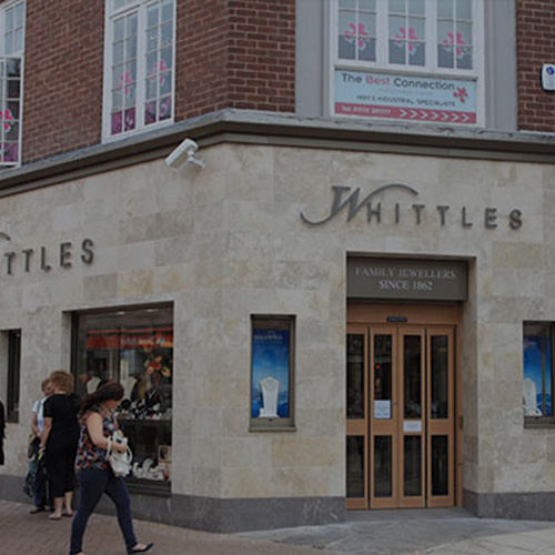 Whittles Jewellers, Preston