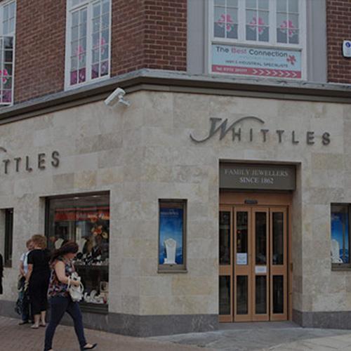 Whittles Jewellers, Preston