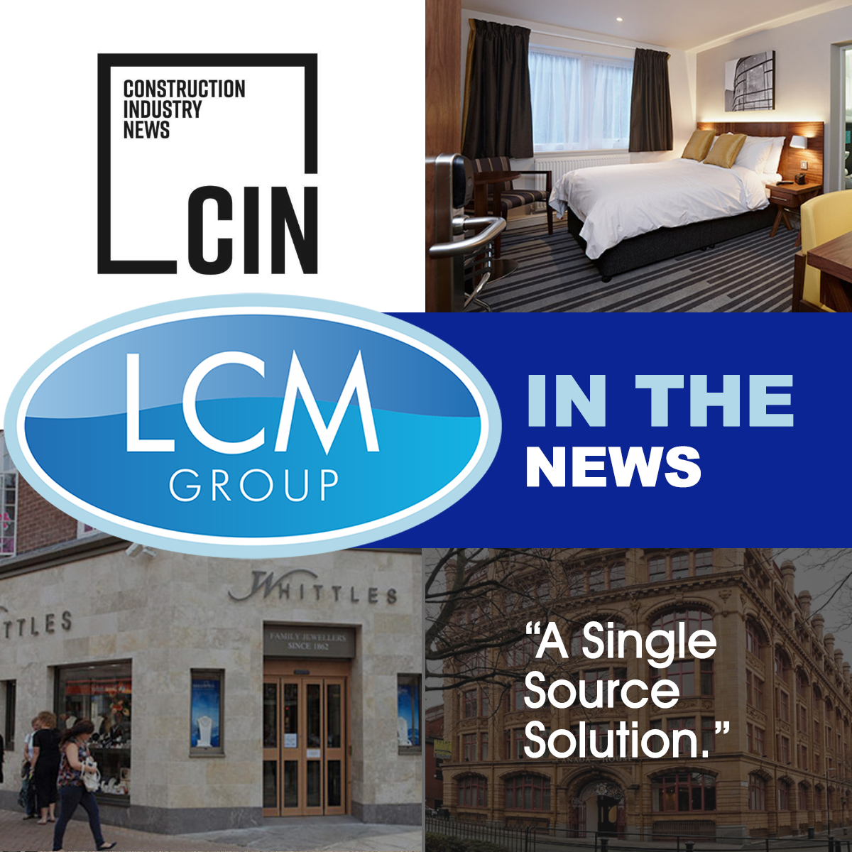 LCM Group In The News
