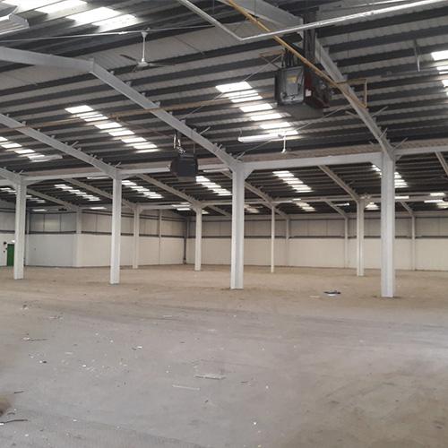 Unit P14 Heywood Distribution Park
