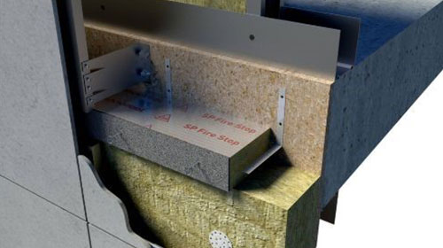 Slab Edge Fire Protection from LCM Group