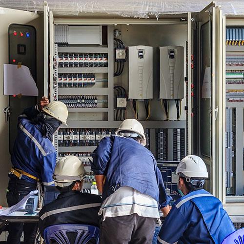 LCM Group Electrical Electrician Services Preston Lancashire Northwest